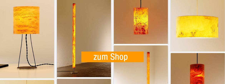 raum12 furnierlampe